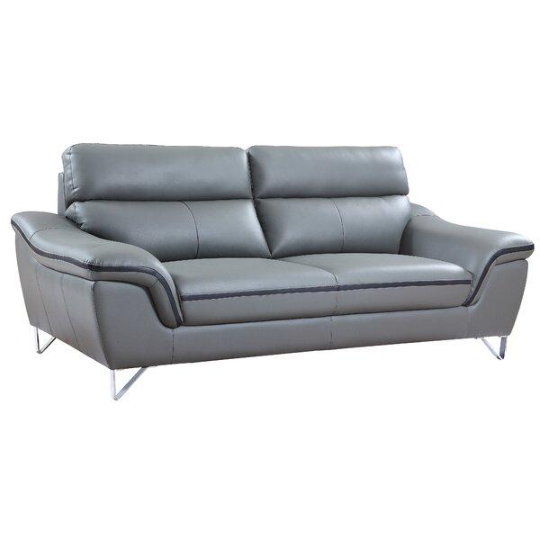 Excellent Brands Matheny Luxury Upholstered Living Room Sofa by Orren Ellis by Orren Ellis