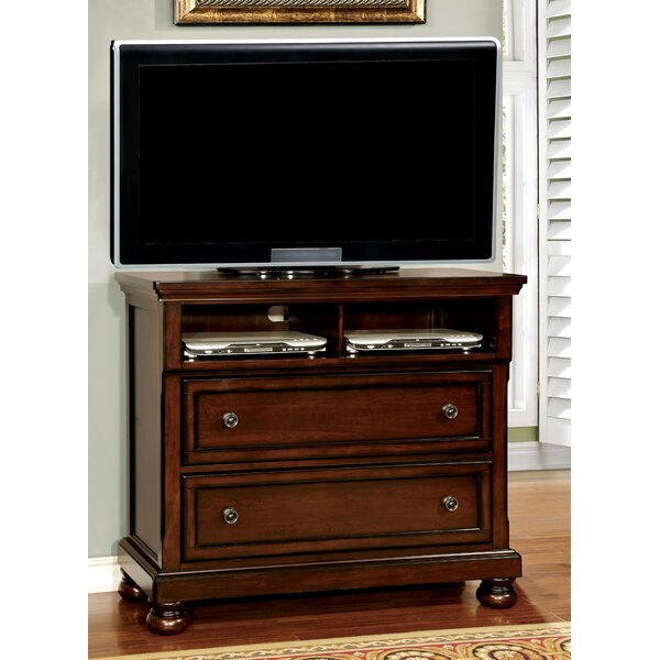 Barossa 2 Drawer Media Chest by Darby Home Co