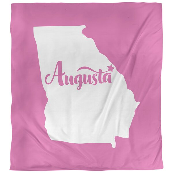 Augusta Georgia Duvet Cover
