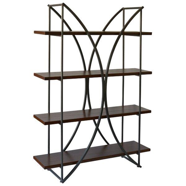 Geissler 4 Shelf Etagere Bookcase By Brayden Studio