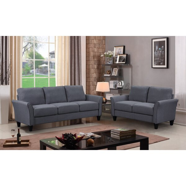Searching for Saxis 2 Piece Living Room Set by Winston Porter