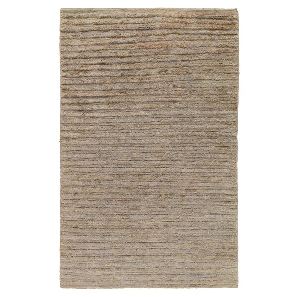Marion Hand-Woven Natural Area Rug by Loon Peak