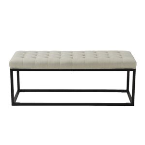 Vera Upholstered Bench by Porthos Home