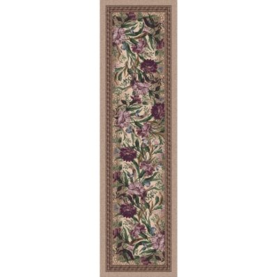 Pastiche Barrington Court Floral Heathered Rose Runner by Milliken