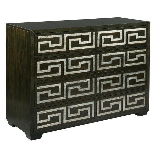Camelford 4 Drawer Chest by Everly Quinn