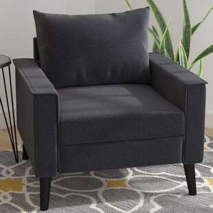 Port Pirie Linen Armchair Wrought Studio