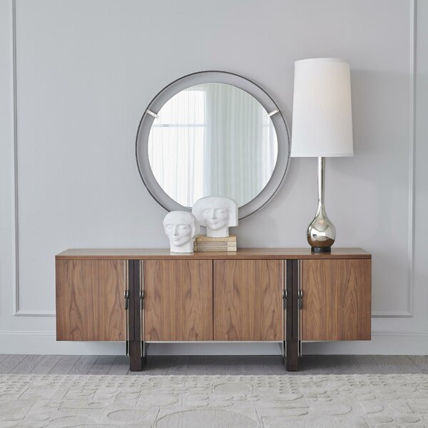 Strut Credenza by Global Views Global Views