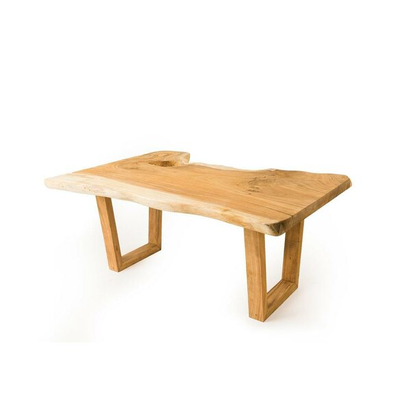 Julia Solid Wood Dining Table by Foundry Select
