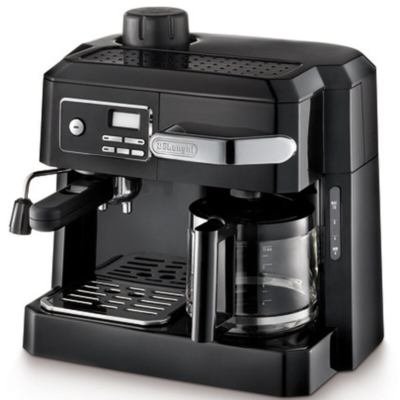 Image of Combination Coffee & Espresso Maker up to 25% off