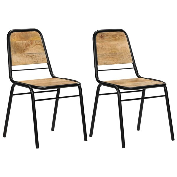 Paloalto Side Chair (Set Of 2) By East Urban Home