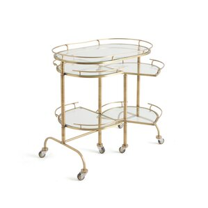 Sledmere Bar Cart by Mercer41