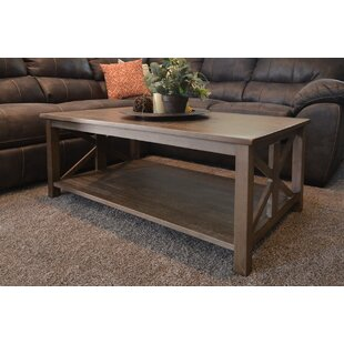 Paulette Coffee Table Gracie Oaks