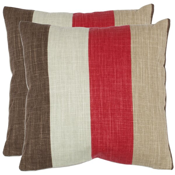 Kaydence  CottonThrow Pillow (Set of 2) by Safavieh