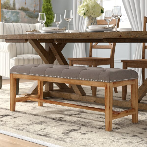 Wood Bench by Birch Lane™