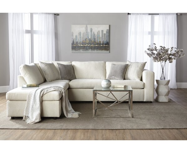 #1 Alton Sectional By Charlton Home Bargain