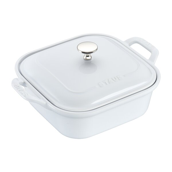 Square Covered Baking Dish by Staub