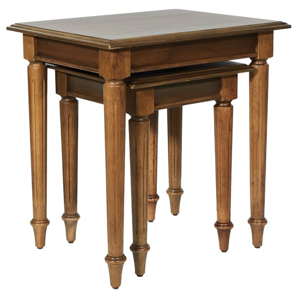 Brundidge 2 Piece Nesting Tables By Canora Grey