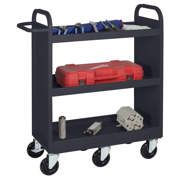 Endurance Utility Cart by Sandusky Cabinets
