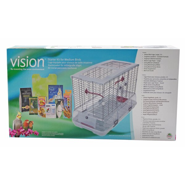 Large Vision Bird Starter Kit by Vision by Hagen