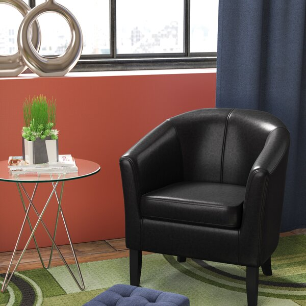 Munson Barrel Chair by Andover Mills Andover Mills™
