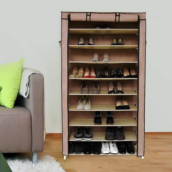 45 Pair Shoe Rack