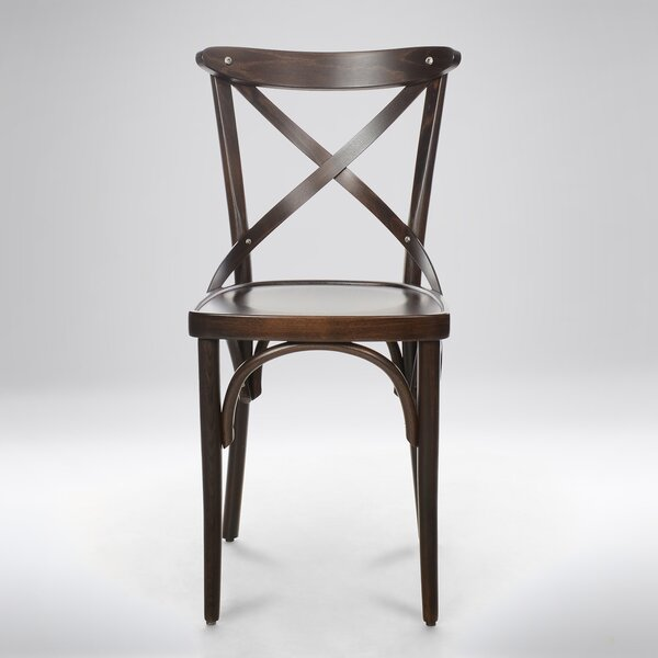 Slade Solid Wood Dining Chair (Set of 2) by August Grove August Grove