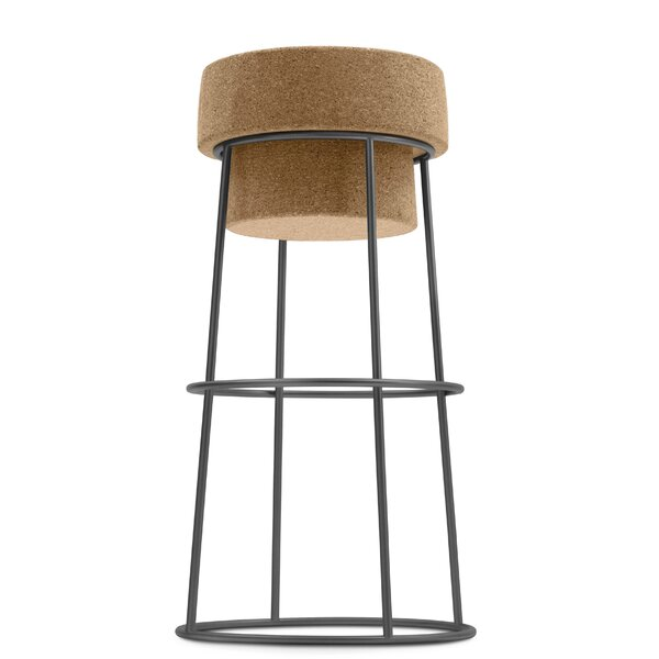 Bouchon 30 Bar Stool by Domitalia