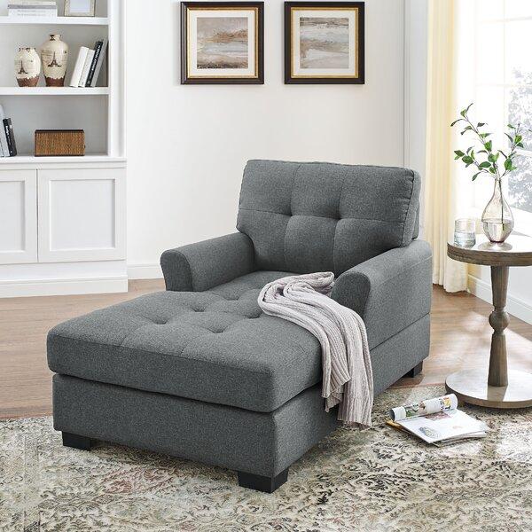 Bowbridge Chaise Lounge By Latitude Run