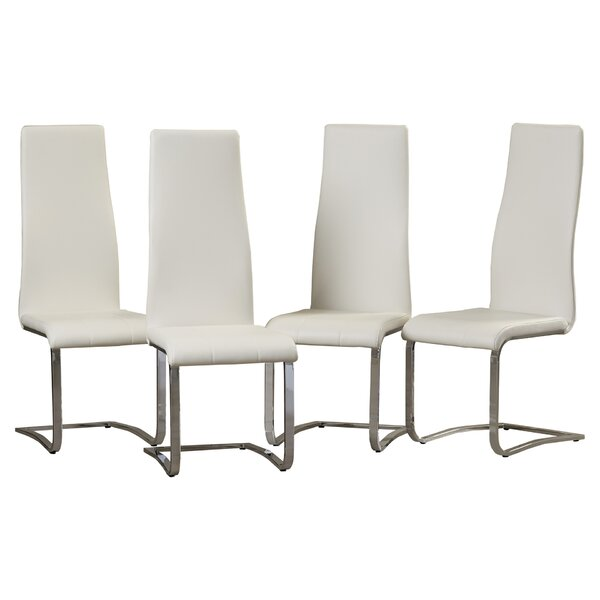 Deshields Side Chair (Set of 4) by Wade Logan