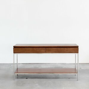 Soho Console Table by Gingko Home Furnishings