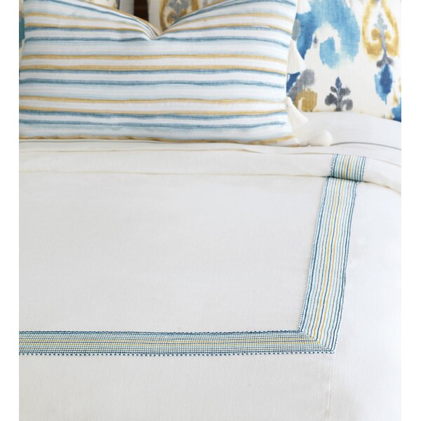Aoki Breeze Shell Hand-Tacked Comforter