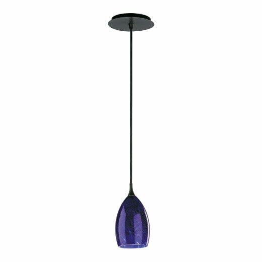 Lawley 1-Light Cone Pendant by Wade Logan