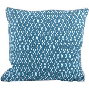 Las Palmas Ikat Cotton Throw Pillow