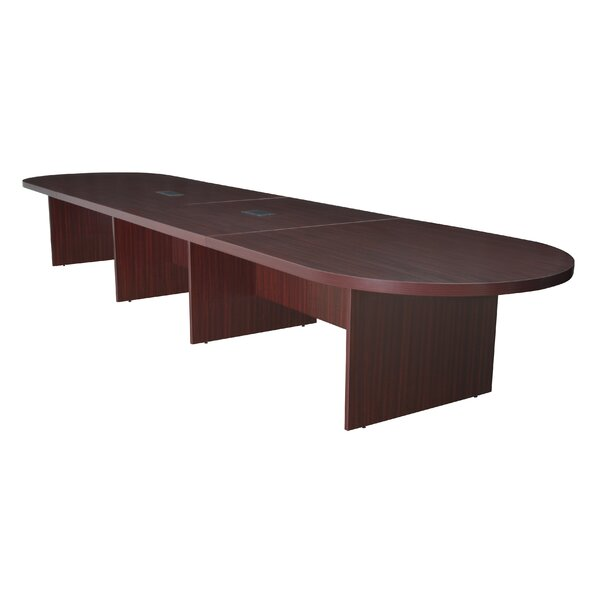 Linh Oval Conference Table by Latitude Run