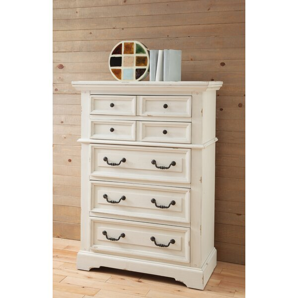 Wallner 5 Drawer Chest by Ophelia & Co.
