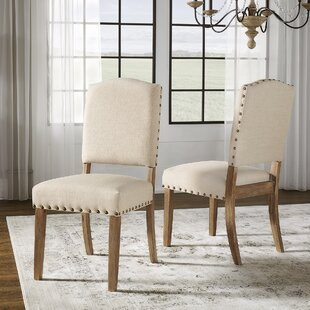 Birch Lane™ Heritage Grandview Upholstered Dining Chairs ...