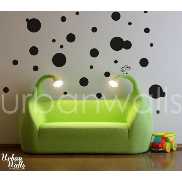 Bubbles Wall Decal by Urban Walls