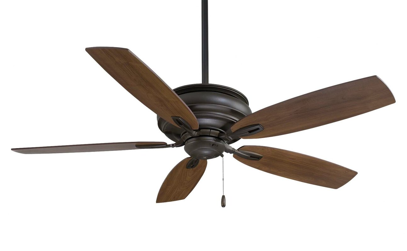 54 Timeless 5 Blade Ceiling Fan