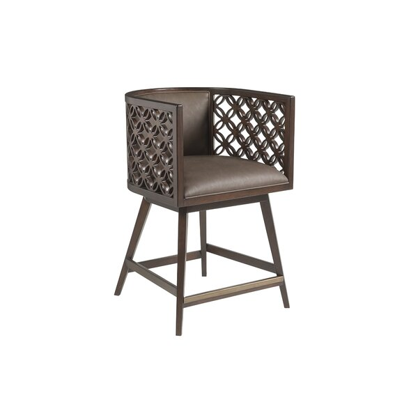 Signature Designs 24 Swivel Bar Stool by Artistica Home