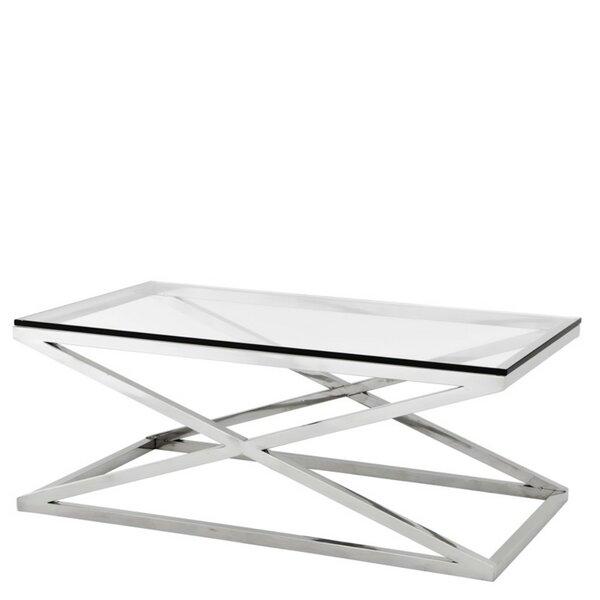 Eichholtz Glass Top Coffee Tables