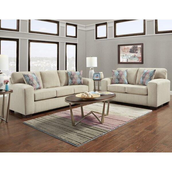 Ravindra 2 Piece Living Room Set by Latitude Run
