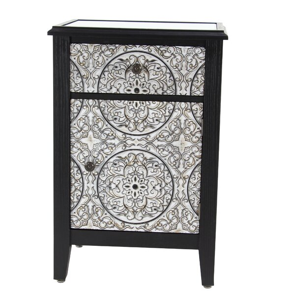 Hartig Accent Cabinet by Bungalow Rose Bungalow Rose