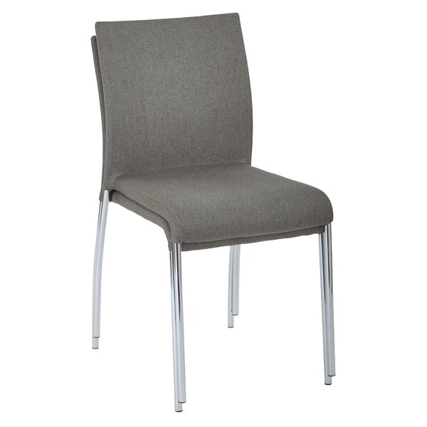 Conway Armless Stacking Chair (Set of 2) by Ave Six