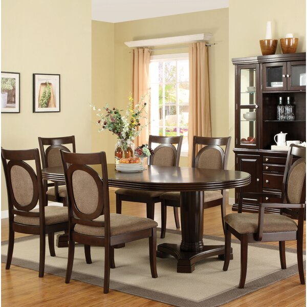 Regan 7 Piece Extendable Dining Set by Hokku Designs Hokku Designs