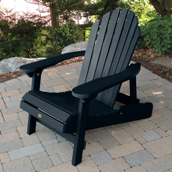 Camacho Plastic Adirondack Chair by Longshore Tides Longshore Tides