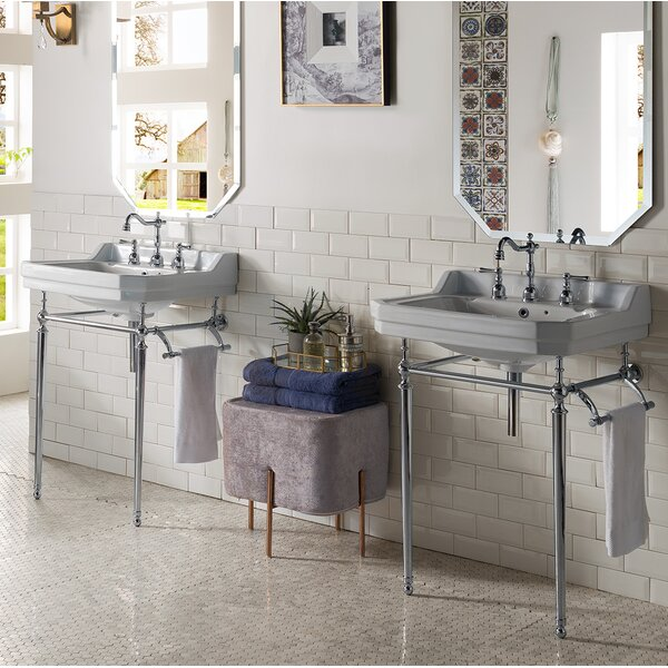 Ownby 24 Single Console Sink Bathroom Vanity Set by Canora Grey