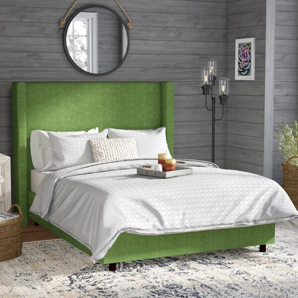 Sanford Upholstered Standard Bed by Laurel Foundry Modern Farmhouse