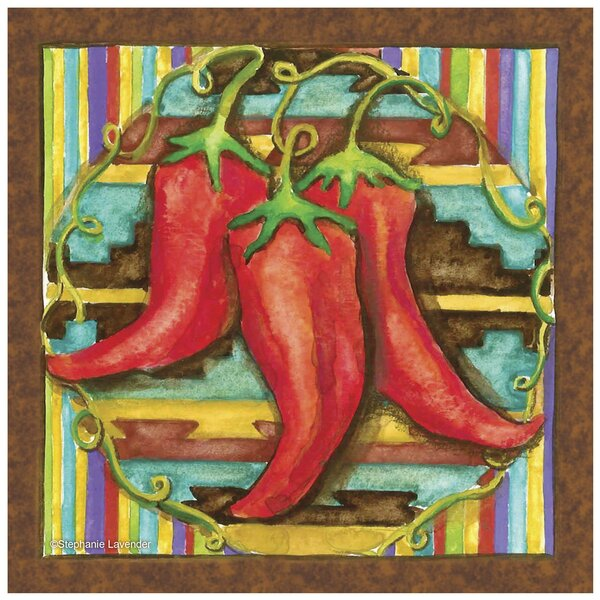 Chilis Occasions Trivet by Thirstystone