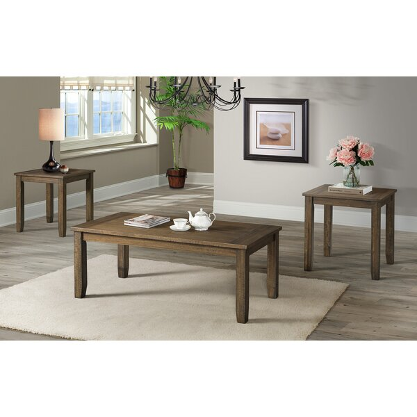Taneytown 3 Piece Coffee Table Set By Gracie Oaks
