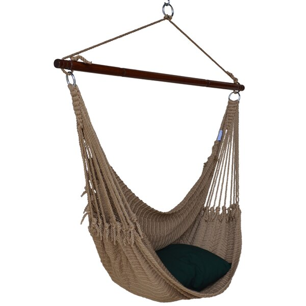 Duquense Polyester Chair Hammock by Bungalow Rose Bungalow Rose
